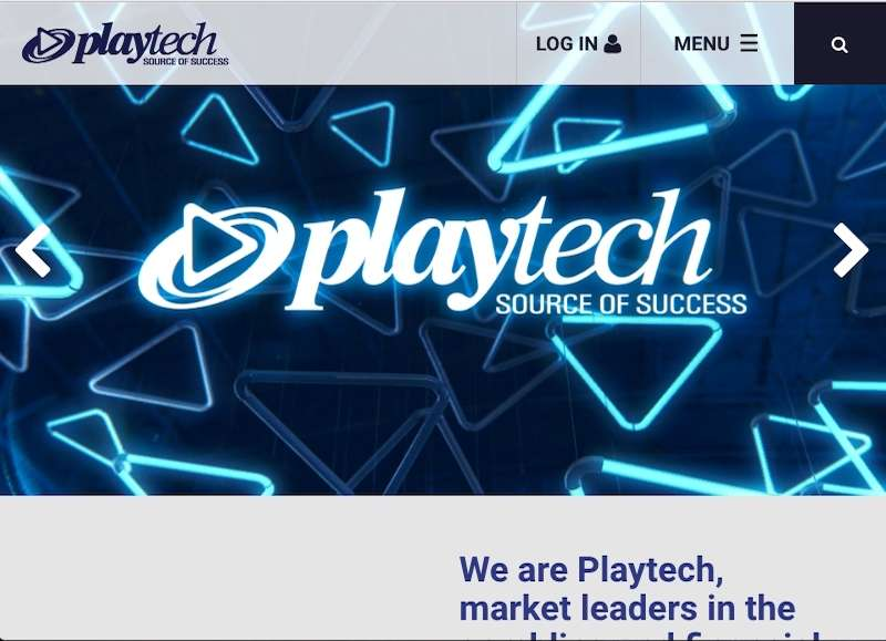 Playtech Main Page