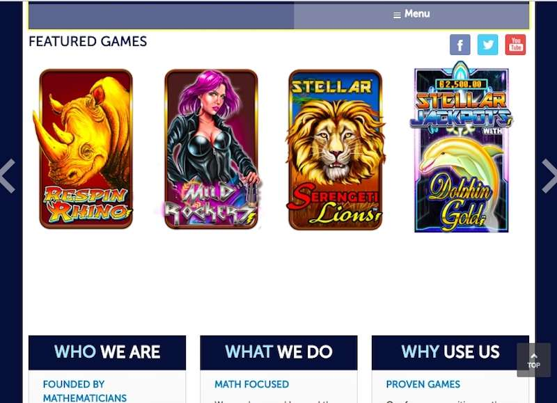 Lightning Box Featured Games