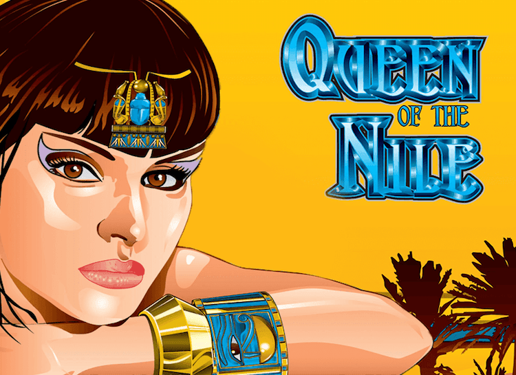 online slots queen of the nile