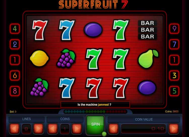 Super Fruit 7